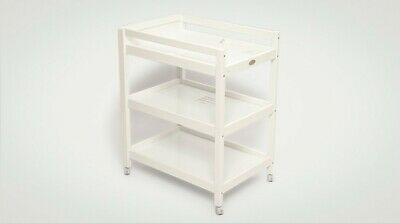 Bertini Miko Baby Change Table White Timber