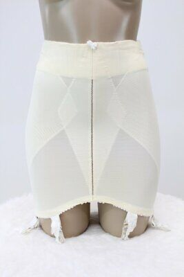 Vintage Lily of France Open Bottom Girdle Garters firm Lord & Taylor Medium