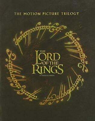 Lord of the Rings: The Motion Picture Trilogy - Theatrical Edition [Blu-ray]...