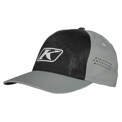Klim Rally Tech Cap Charcoal