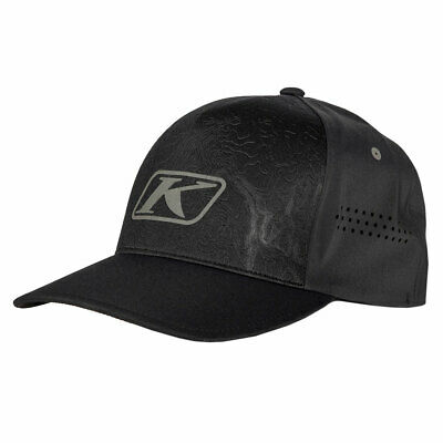 Klim Rally Tech Cap Black