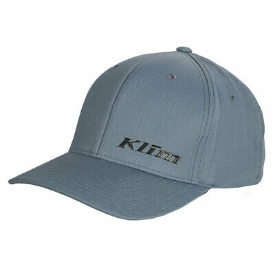 Klim Stealth Flex Fit Cap Navy Blue