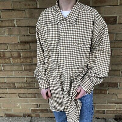 vintage designer Polo By Ralph Lauren long sleeve button up shirt size large