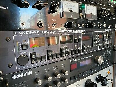 TC Electronic 2290 Dynamic Digital Delay MINT CONDITION