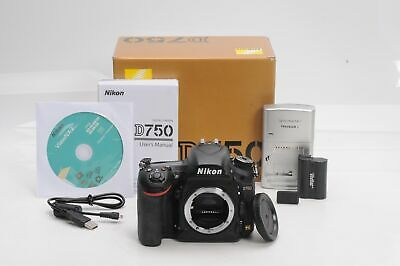 Nikon D750 24.3MP FX Digital Camera Body                                    #047