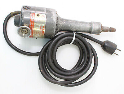 DUMORE Hand Grinder Model No 8-011 Wisconsin USA 18000 RPM, 8 AMP, 115V