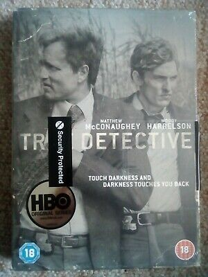 True Detective: The Complete First Season DVD (2014)NEW SEALED