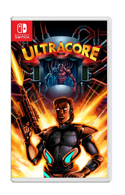 Ultracore - Nintendo Switch - Strictly Limited Games New Sealed