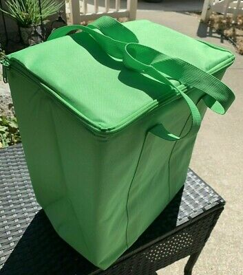 Food Delivery X2 Bag Hot Cold Insulated Soft Cooler Ideal Uber Eats & ALDI