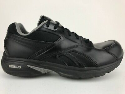 Reebok Men's Walk Ultra 6 DMX MAX RG Walking Comfort Shoes Size 8 X Wide Leather