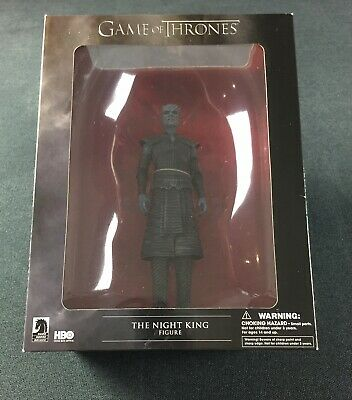 """Dark Horse Deluxe HBO Game Of Thrones GoT THE NIGHT KING 8"""" Figure 2016 MISB"""