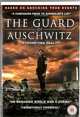 DVD - The Guard of Auschwitz (Based on Shocking True Events) (2019)