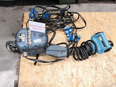 Mannesmann Demag Pm 8 Chain Hoist 5327217