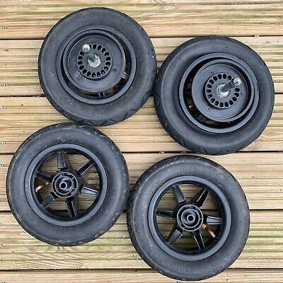 "Mountain Buggy 10"" Complete Front Wheel Tire Tube DUET"