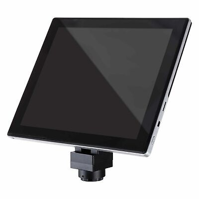 AmScope 5.0MP TouchPad Microscope Camera High-Res Android OS HDMI Output