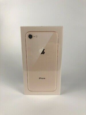 New Apple iPhone 8 - 64GB - Gold (Unlocked) A1863 Smartphone Factory Sealed