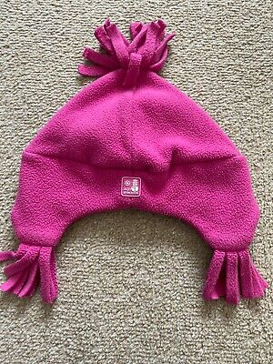 Jojo Maman Bebe Pink Girls Baby's Hat ~ 1-2 Years