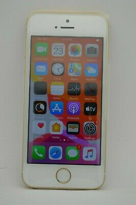 NEW Apple iPhone SE 128GB GOLD A1662 UNLOCKED GSM AT&T T-MOBILE VERIZON SPRINT