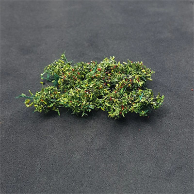 Pack 8 Tasma Products 00987 N Gauge Medium Green Hedges