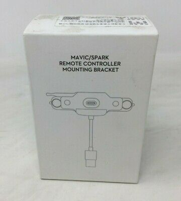 NEW DJI CrystalSky Part 5 Mavic Spark Remote Controller Mounting Bracket RRP$139