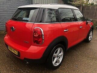Mini Cooper countryman. Low miles 55K