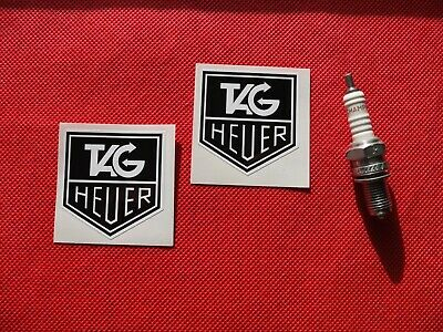 TAG HEUER 2824-0119 Vinyl Stickers // Decals Car Racing Sports Trial Race