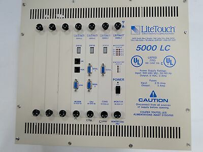 Litetouch 5000LC Lighting  Processor