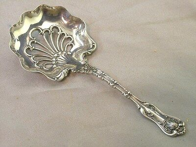 Antique 925 Sterling Silver Small Confection Spoon Imperial Queen by Whiting