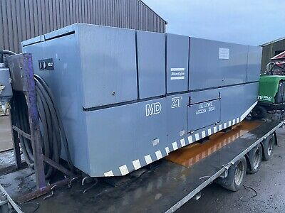 Atlas Copco MD ZT255-8 Air Compressor