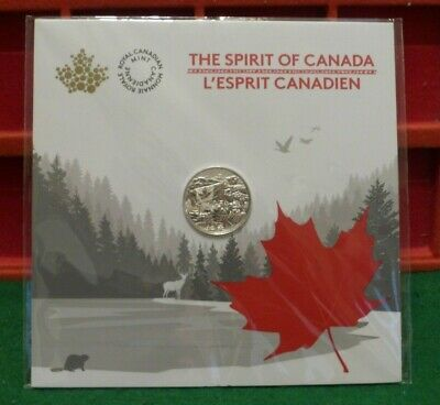 2017 $3 Fine Silver Coin THE SPIRIT of CANADA in Holder