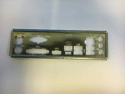 Used AS ROCK B250M Pro 4 Motherboard I/O Shield