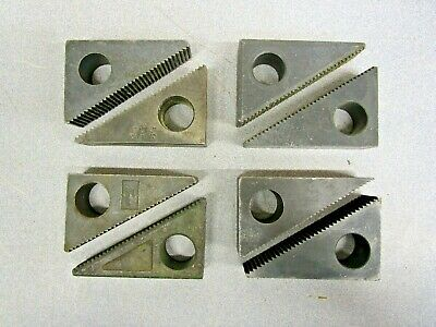 Set Up Block Clamp Machinist  USED Hold Down Step Milling Unbranded 4 blks avail
