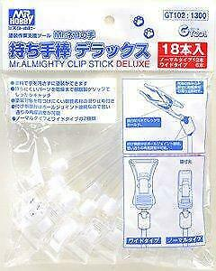 18pcs Japan Import Almighty Clip Stick Deluxe GSI Creos G-Tool GT102 Mr