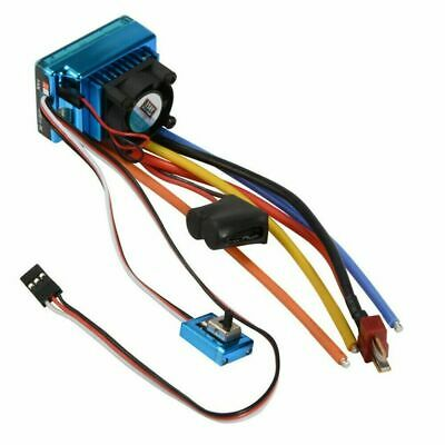 120A Brushless ESC Electric Speed Controller for 1/8 1/10 RC Car New