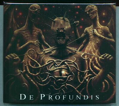 "VADER ""De Profundis"" & ""Sothis"" NEW 17-TRACK LTD. DIGIPAK 2CD (Death Metal)"