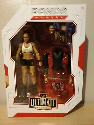 Mattel Ww Wwe Ronda Rousey Ultimate Edition Action Figure New Sealed
