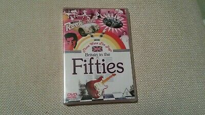 Those Were The Days Britain In The Fifties DVD Brand New & Sealed