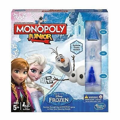 Disney Frozen Monopoly Junior Brand New And Sealed