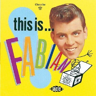 Fabian - This Is Fabian - Fabian CD S0VG The Cheap Fast Free Post The Cheap Fast