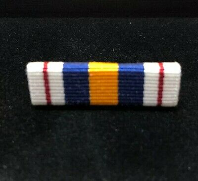 Ribbon Bar National Police Service Medal #national#police