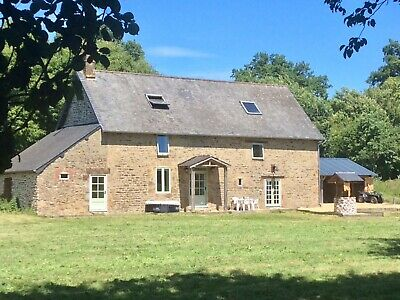 French house barn property