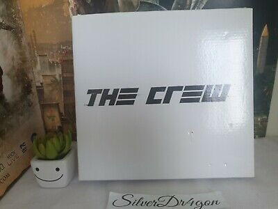 The Crew Limited Collectors Edition Pit Stop Pack Xbox One GAME exclusive UK