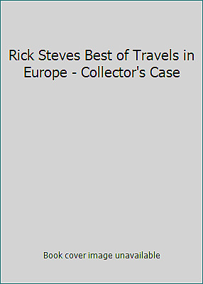 Rick Steves Best of Travels in Europe - Collector's Case