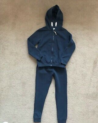 Great condition Girls, Next, Navy PE Tracksuit, Age 10 Years