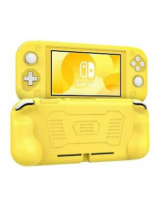 MoKo Shockproof Silicone Grip Case Cover Shell for Protect Nintendo Switch Lite