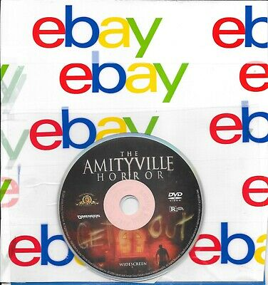 The Amityville Horror-2005-Dvd-Disc Only-See Picture-Free Shipping In Canada