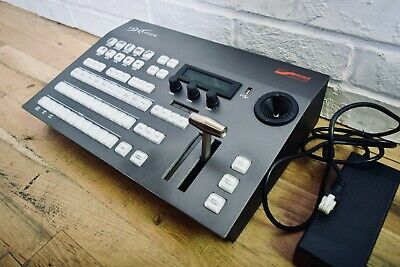 Ross Crossover 12 input video switcher in near mint condition-church owned