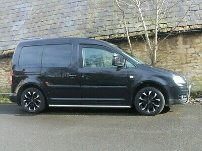 ✅ VW Caddy Disabled Drive From Wheelchair/Conventionally Vehicle