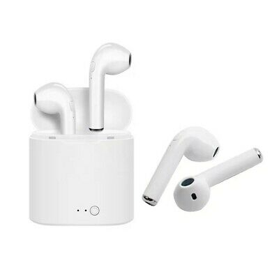 I7S TWS Bluetooth Earphones Wireless Headphones Earbuds New Boxed For Any Device