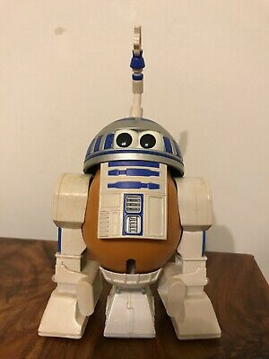 R2D2 Mr Potato Head Toy Hasbro 2002